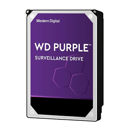 WD PURPLE PC 12 TB (CCTV)