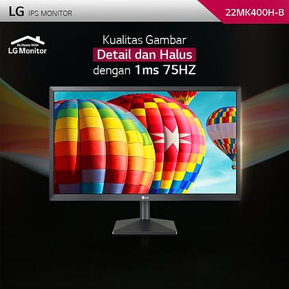 "LG 22MK400H-B HDMI 22"""