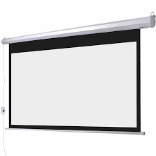 MOTORIZED SCREEN AR (16:9) 80""