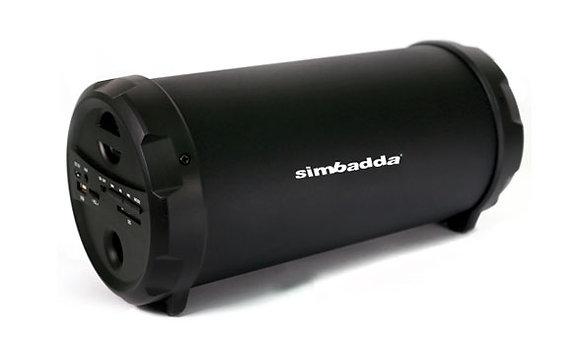SIMBADDA CST 800N (10WATT) BLACK/GRAFITI