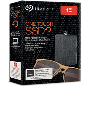 SEAGATE ONE TOUCH SSD 1 TB USB3.0