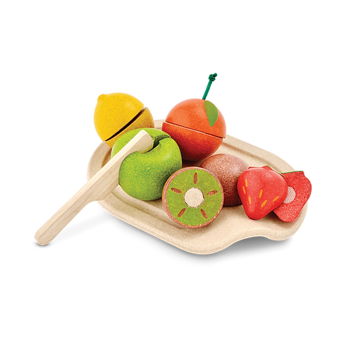 Plan Toys   Assorted Fruit
