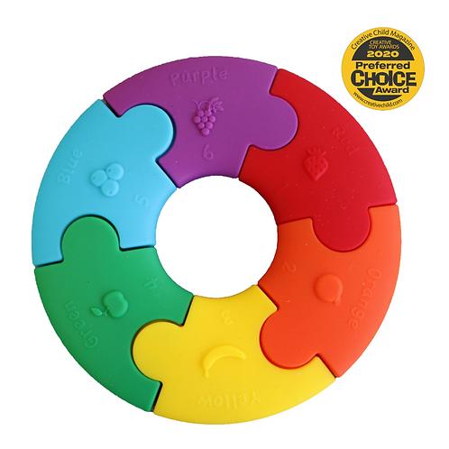 Jellystone | Colour Wheel (Bright Rainbow)
