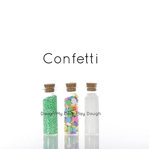 Dough My Dear | Trinket Trios Confetti