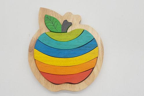 Qtoys | Delicious Apple Puzzle
