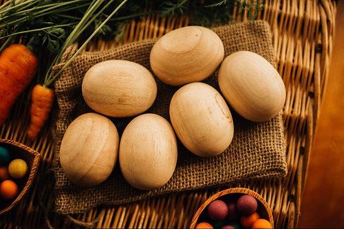 Qtoys | Jumbo Wooden Eggs