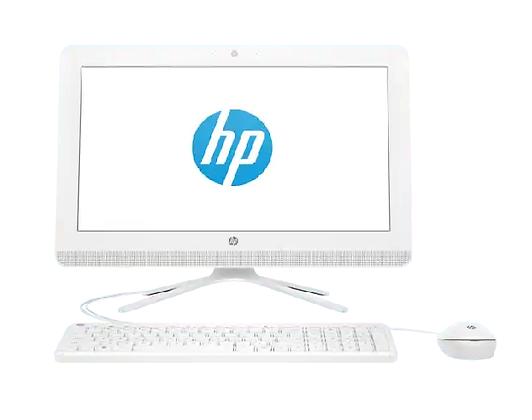 HP ESSENTIALS 22-B420L AIO AMD DOS WHITE
