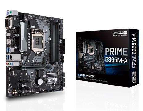 ASUS PRIME B365M-A (LGA 1151)