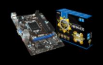 MSI H81M-E33 (LGA 1150)
