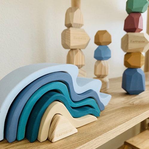 Earthside | Coloured Wave