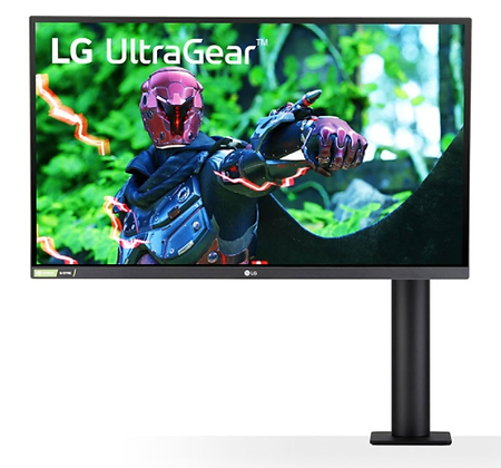 "LG ULTRAGEAR QHD 27GN880-B 27"" NANO IPS"