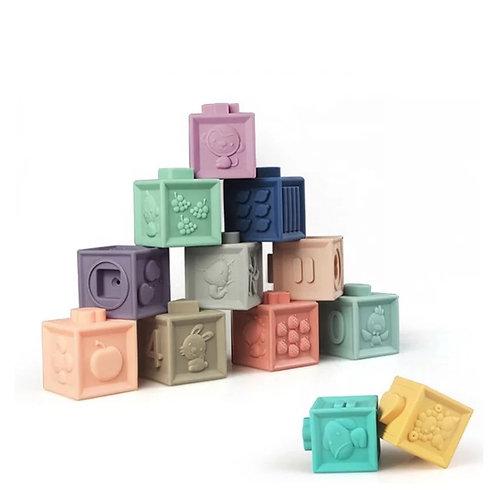 P&P | Silicone Blocks
