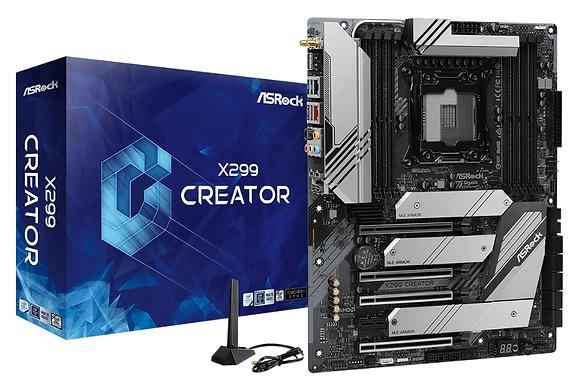 ASROCK X299 CREATOR (LGA 2066)