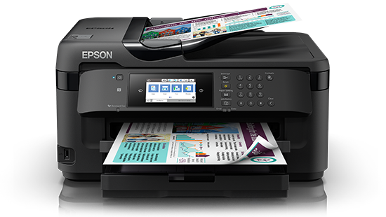 EPSON WORKFORCE WF-7711 A3 WIFI DUPLEX AIO