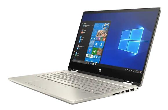 HP PAVILION X360 14-DH1003TX CI5 SSD VGA WIN10
