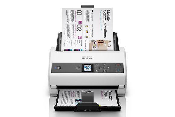 EPSON WORKFORCE DS-870 A4 DUPLEX