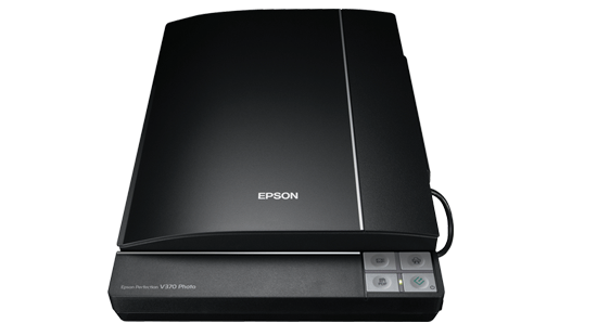 EPSON PERFECTION V370 A4 PHOTO FLATBED
