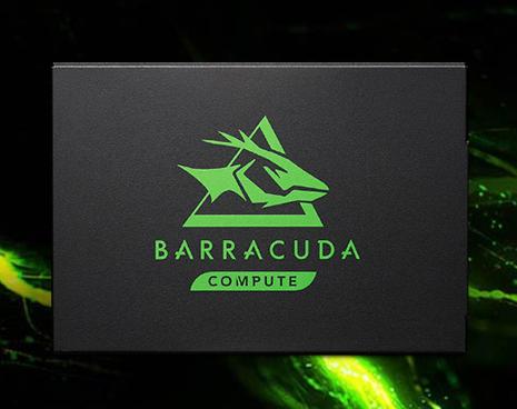 SEAGATE SSD BARRACUDA 120 250GB SATA3