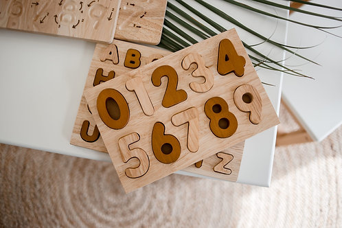Qtoys | Natural Number Puzzle