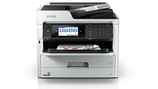 EPSON WORKFORCE PRO WF-C5790 WIFI DUPLEX AIO INKJET