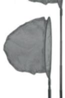 Scrunch Net (Cool Grey)