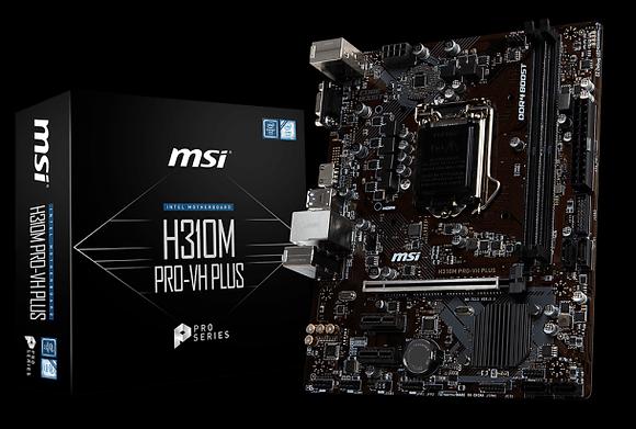 MSI H310M PRO VH PLUS (LGA 1151)