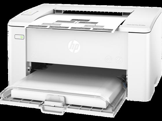 HP LASERJET PRO M102A MONO