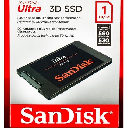 SANDISK ULTRA 3D 2TB
