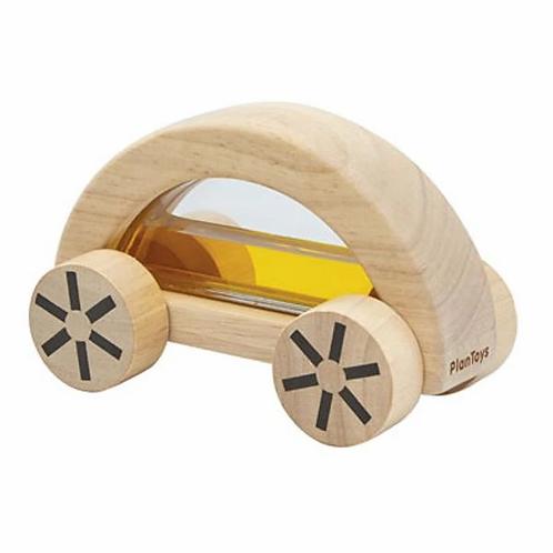 Plan Toys   Wautomobile (Yellow)