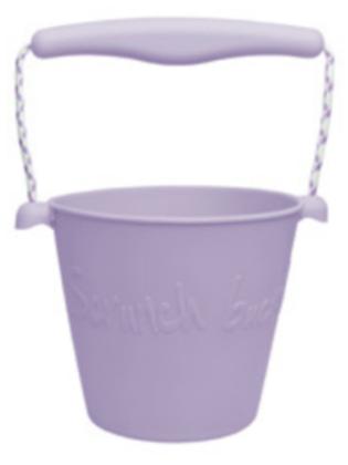 Scrunch Bucket (Dusty Lilac)