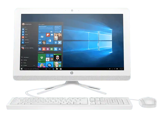 HP ESSENTIALS 24-F0051D AIO CI5 VGA WIN10 WHITE