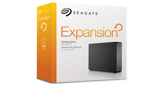 SEAGATE EXPANSION DESKTOP 16 TB USB3.0