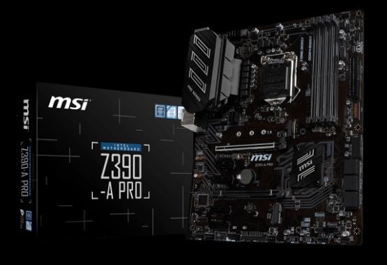 MSI Z390 A PRO (LGA 1151 V2)