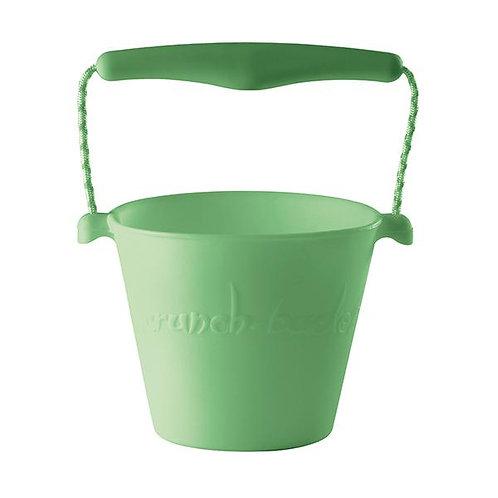 Scrunch Bucket (Bright Green)