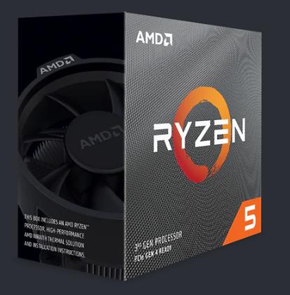 AMD MATISSE RYZEN 5 - 3600X BOX (SOCKET AM4)
