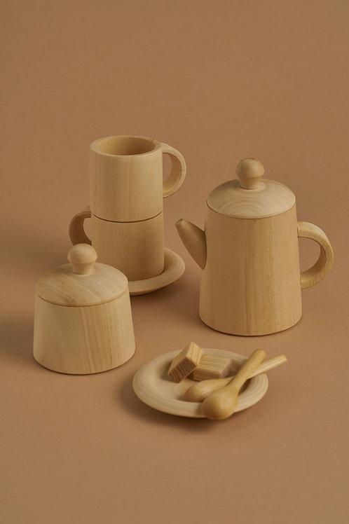 Raduga Grez | Tea Set (Natural)