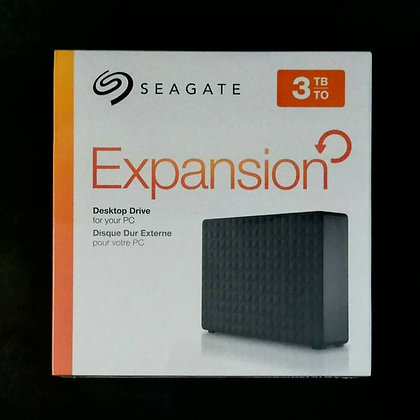 SEAGATE EXPANSION DESKTOP 3 TB USB3.0