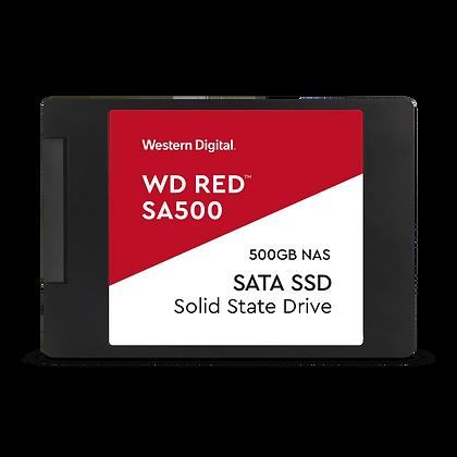 WD RED SSD 500GB SA500 NAS 3D NAND