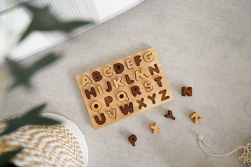 Qtoys   Natural Capital Letter Puzzle