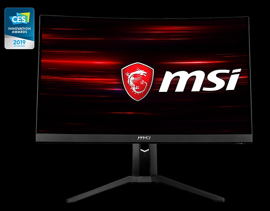 "MSI OPTIX MAG271CQR CURVE GAMING 27"" (WQHD/144HZ/178°)"