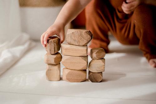 Qtoys   Natural Wooden Gems