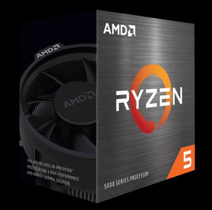 AMD VEMEER RYZEN 5 - 5600X BOX (SOCKET AM4)