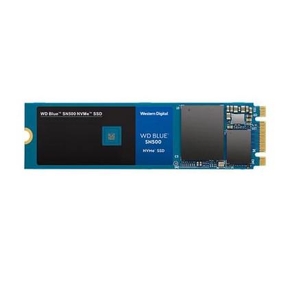 WD BLUE PC SSD M.2 500 GB SN550 NVME