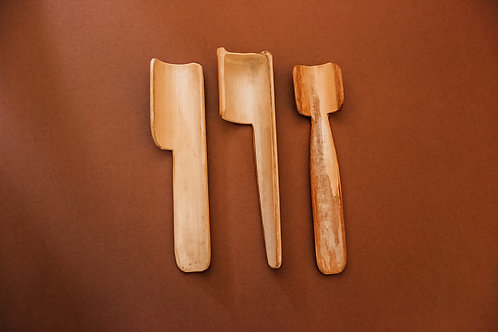 Qtoys | Bamboo Spoon Set of 3