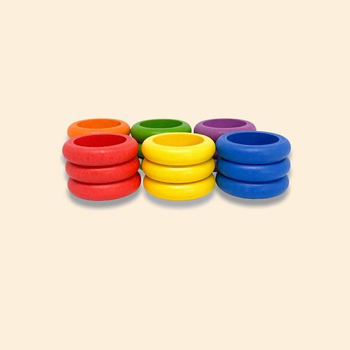 Totli | Rings Rainbow