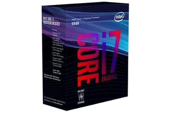 INTEL CORE i7 - 9700K BOX (LGA 1151 V2)