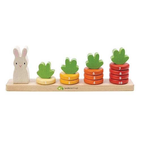 Tenderleaf |Counting Carrots