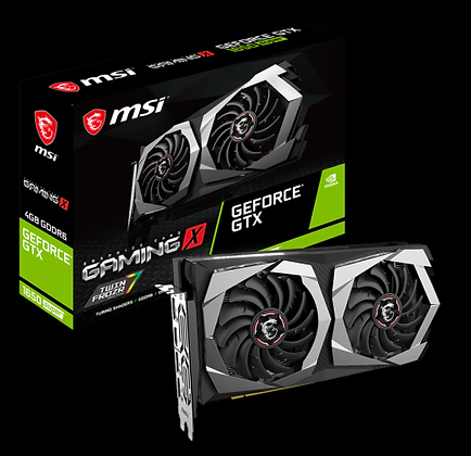 MSI GTX 1650 SUPER GAMING X / 4GB GDDR5 128-BIT