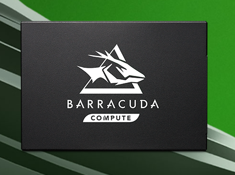 SEAGATE (MAXTOR) SSD BARRACUDA Q1 960GB SATA3