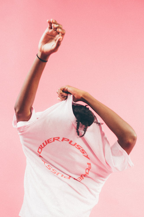 Angela D T Shirt (Pink)